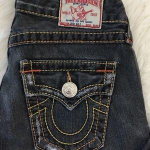 True Religion Jeans - 🔴LAST CALL🔴 True Religion Joey Big T Flare Jean